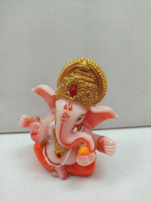 Buy Ganesha for car dashbord and Desktop (MT17) Online