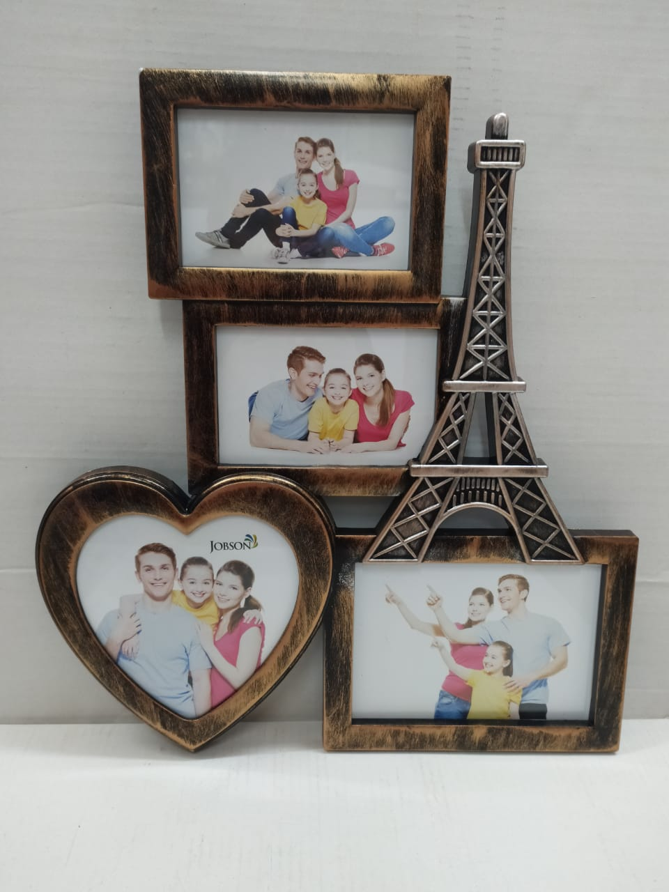 Collage Photo Frame With Eiffel Tower Style (NY161)