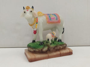 Buy Glow In Dark Kamadhenu Cow & Calf (NY32)Online