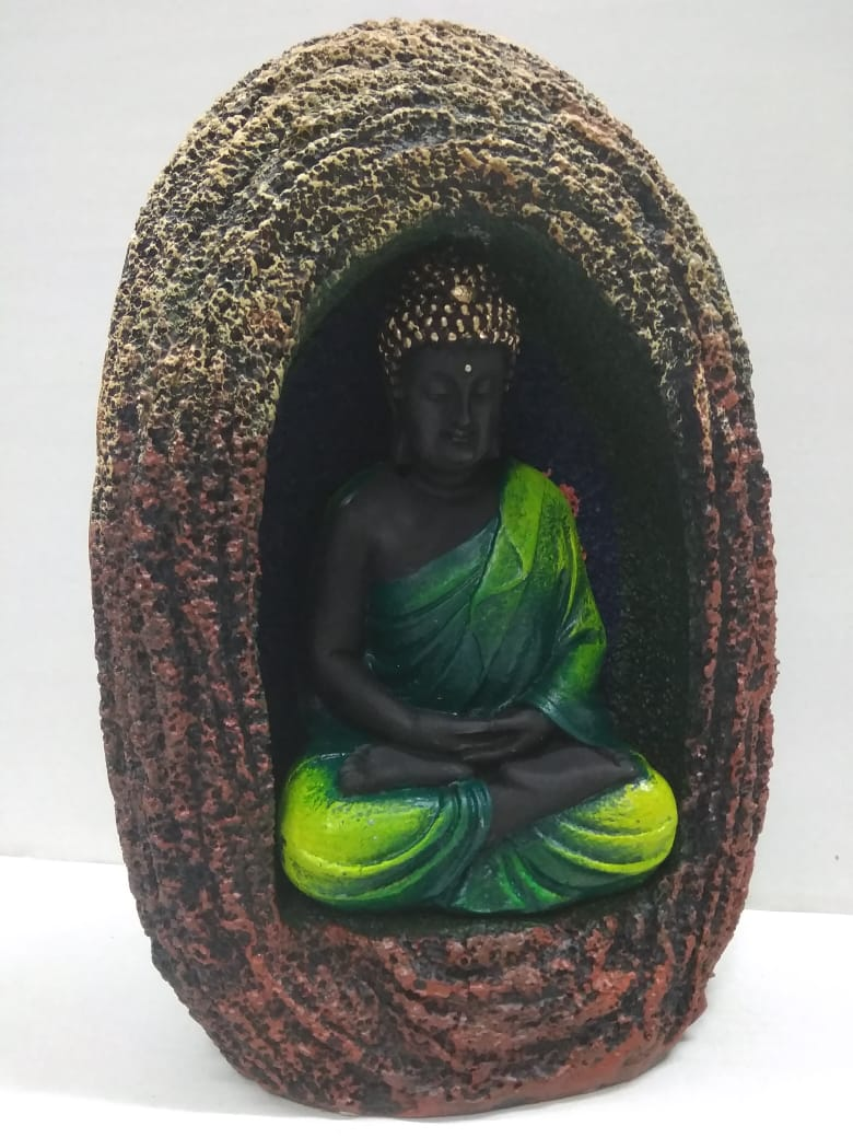 Buy Meditating Budha In Cave (NY35) Online