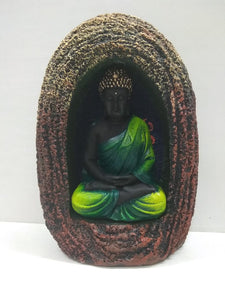 Buy Meditating Budha In Cave (NY35)Online