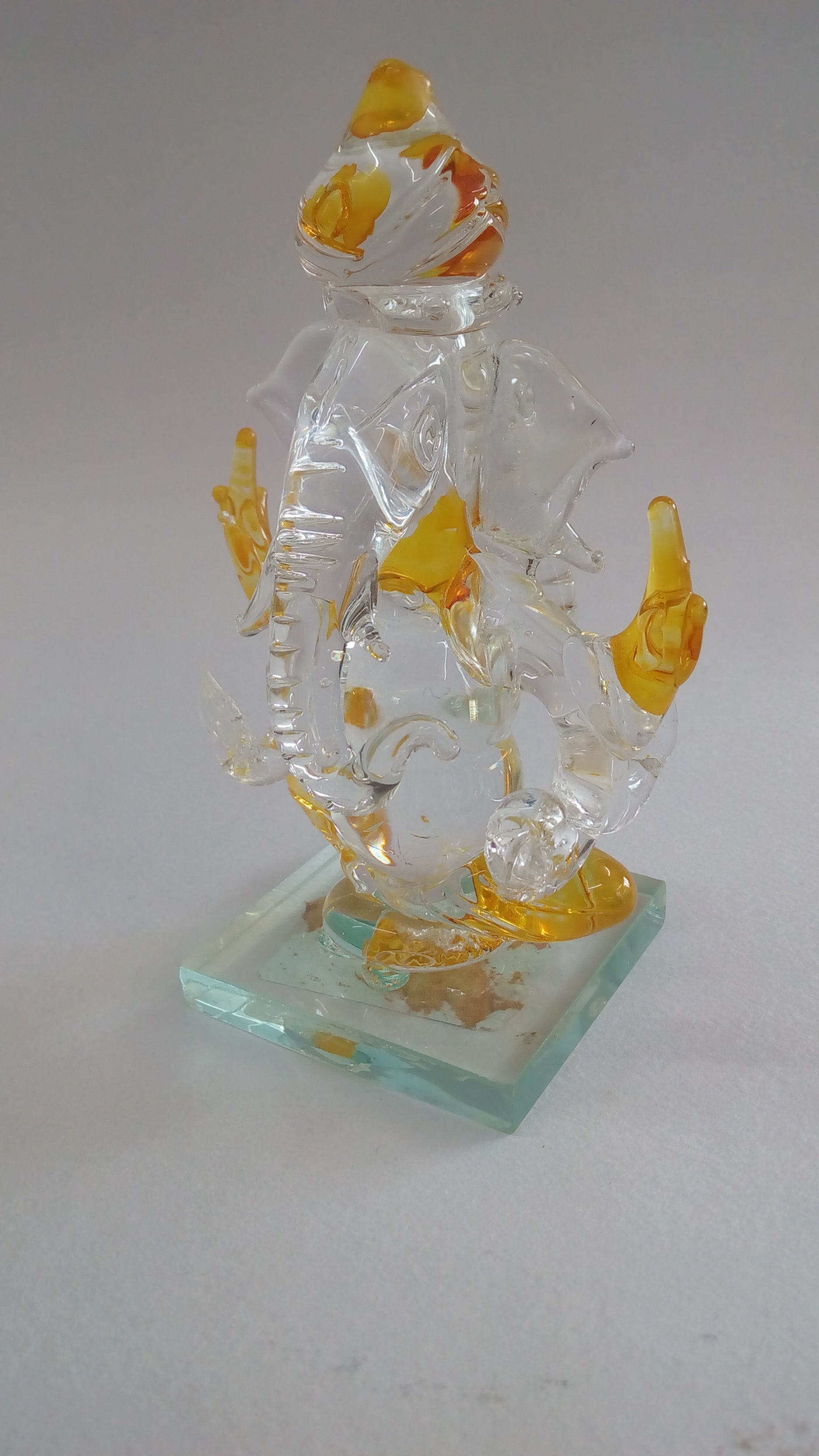 Ganesha Showpiece for Car Dashboard OC0007