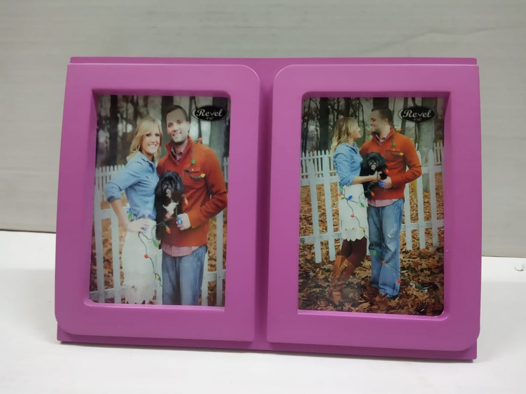 Buy 2 in 1 Photoframe (4X6 each)  (PHOTO0090)Online