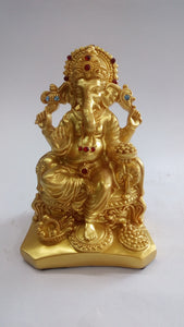Golden Ganesha SE0214