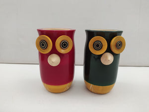 Buy Owl Pen Stand Chennapattana Toys (SEA016) Online