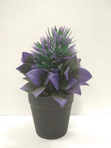 Buy Artificial Flower Pot With Pebbles (SEA042)Online