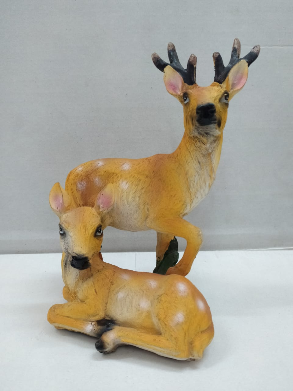 Buy Pair Of Deer In Natural Look (SP0235) Online