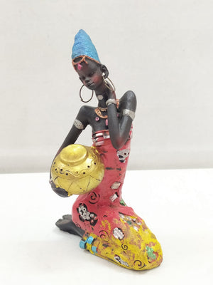 African Lady (SPA0040)