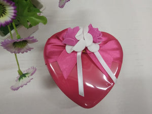 Heart shape Tin gift box  NY209