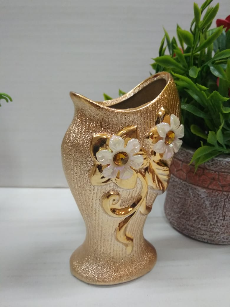 Buy Fish shape designer flower vase SR140Online