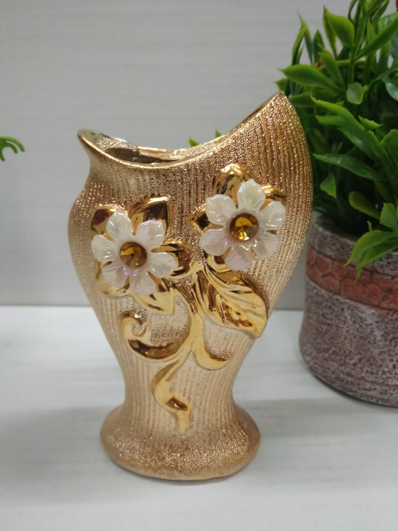 Buy Fish shape designer flower vase SR140 Online