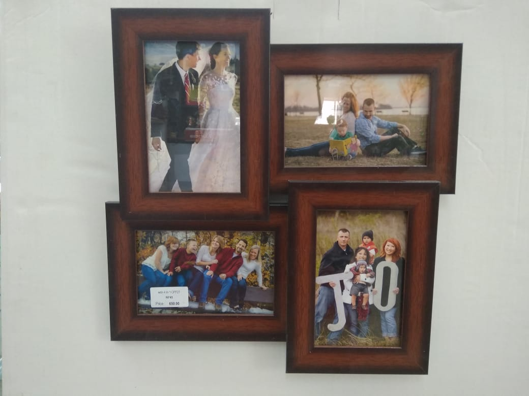 Collect 4 in 1 photo frame  NY14