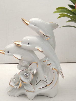 3 in one dolphins showpiece F040