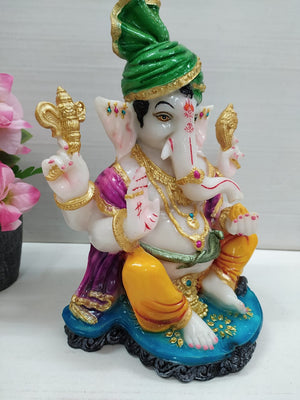 Beautiful Lord Ganesha idol F121