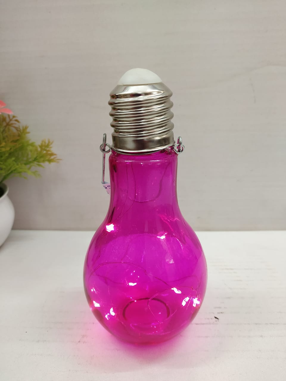 Hanging bulb with LED DC053