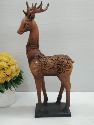 Buy Beautifully curvy designed Deer with big horns SE0123 Online