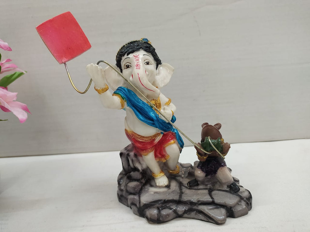 Cute Bala Ganesha flying kite DE337