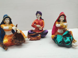 Rajasthani traditional craftsman showpiece   CT110