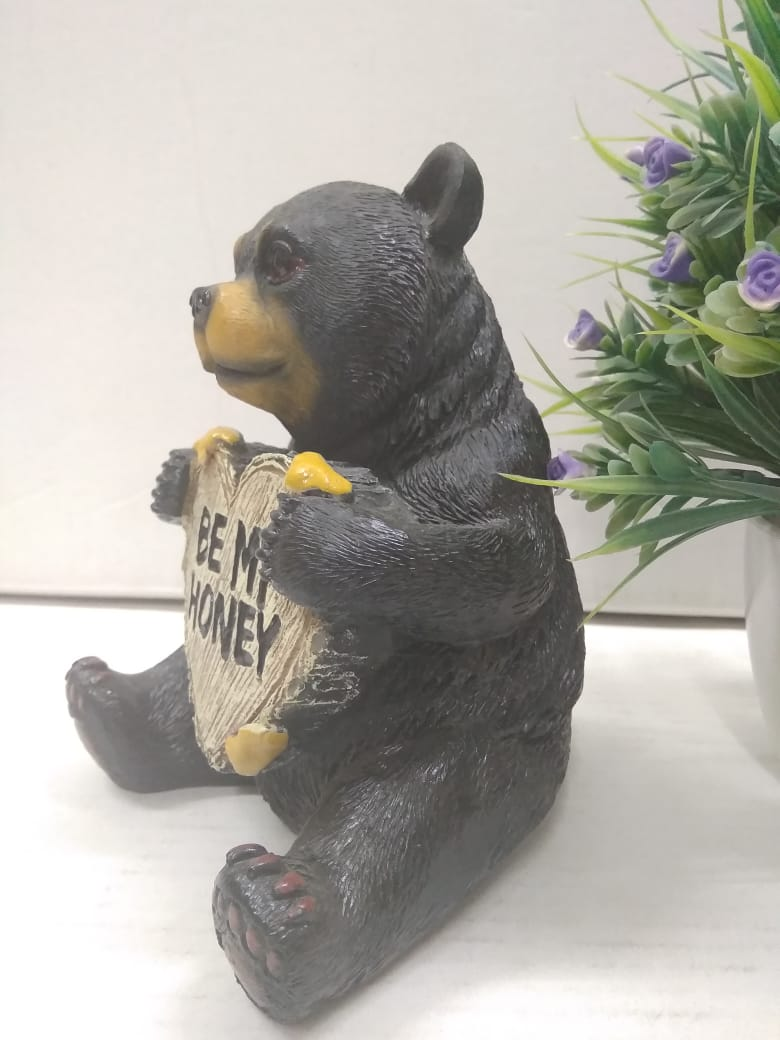 Bear proposing gift  for loved one's. DLM209