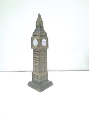 Big Ben clock tower showpiece