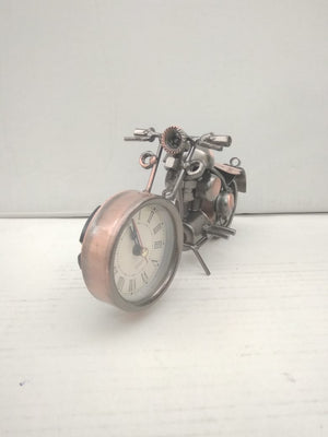 Buy Vintage bike with clock desktop showpiece NY20 Online