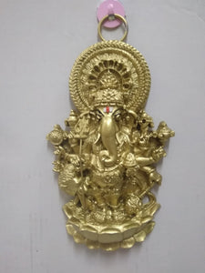 Buy Drishti Ganesha door hanging  CT28Online