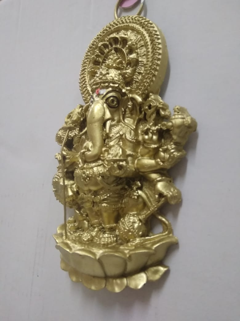 Buy Drishti Ganesha door hanging  CT28 Online