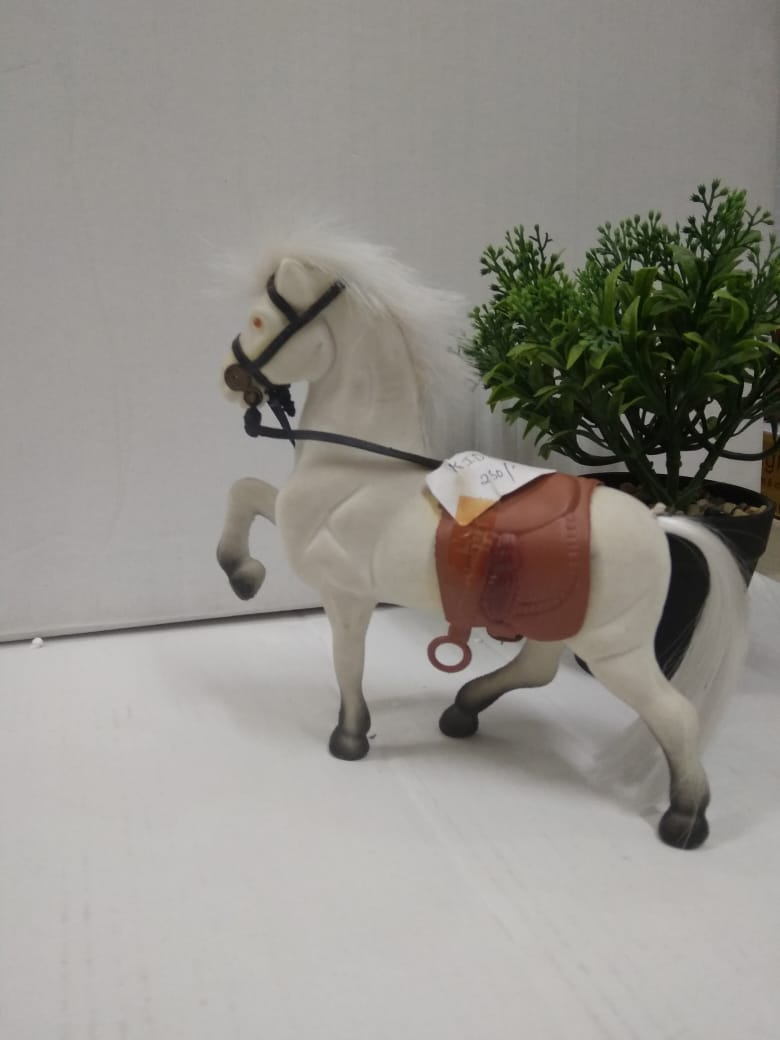 Buy Beautiful white horse KID8 Online