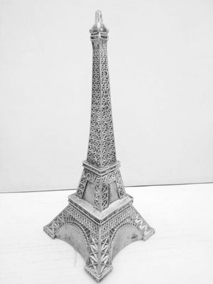 Buy Eiffel Tower showpiece with money box at bottom for kids   SP0175 Online