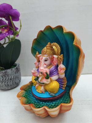 Ganesha in Pearl  MT14