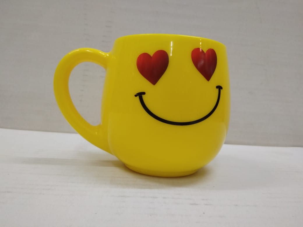 Buy Yellow Smiley Cup (NY168) Online