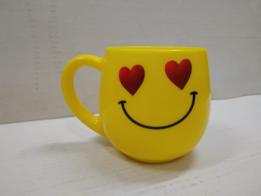 Buy Yellow Smiley Cup (NY168)Online