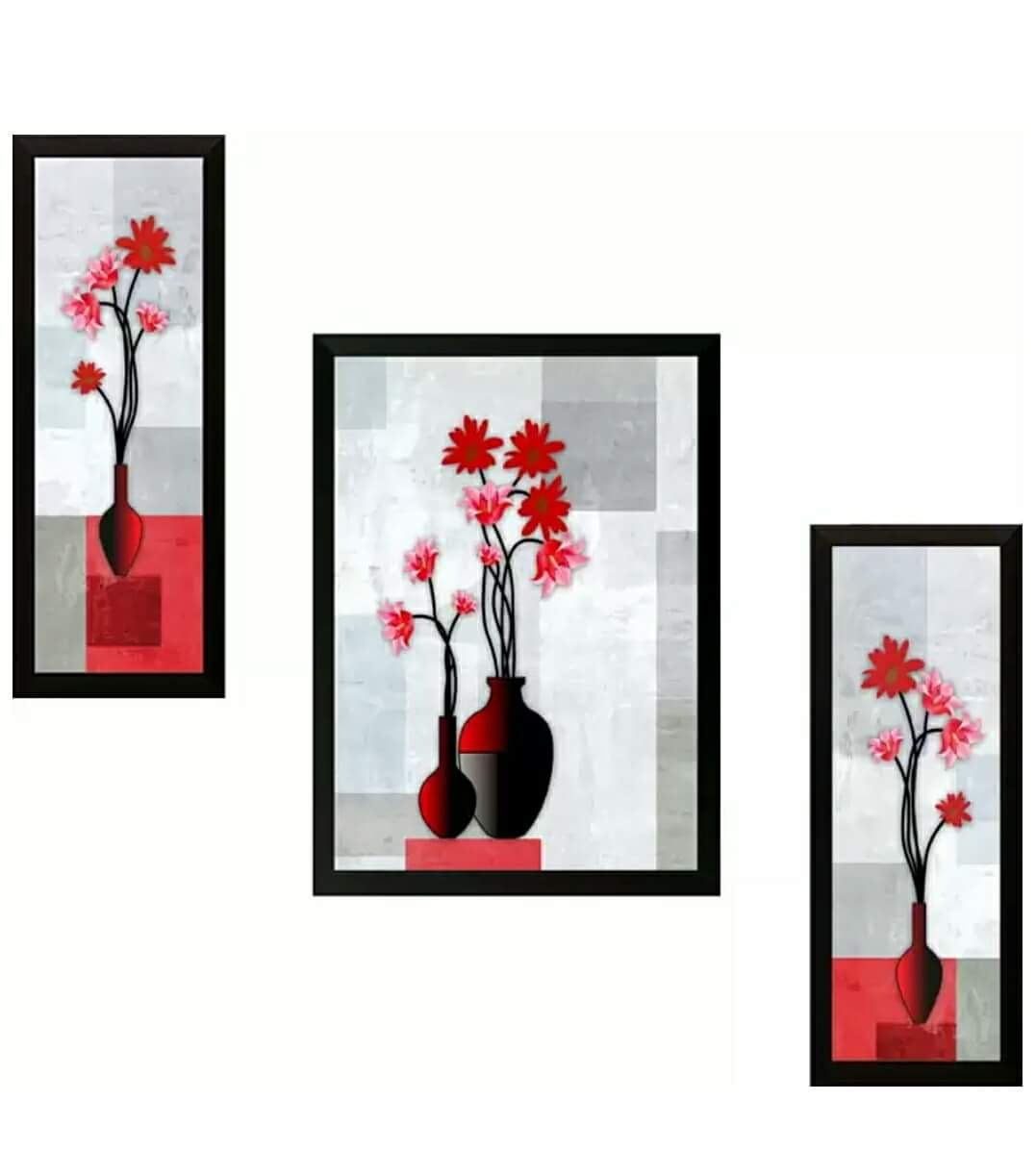 Picture Frames of Flower Pot