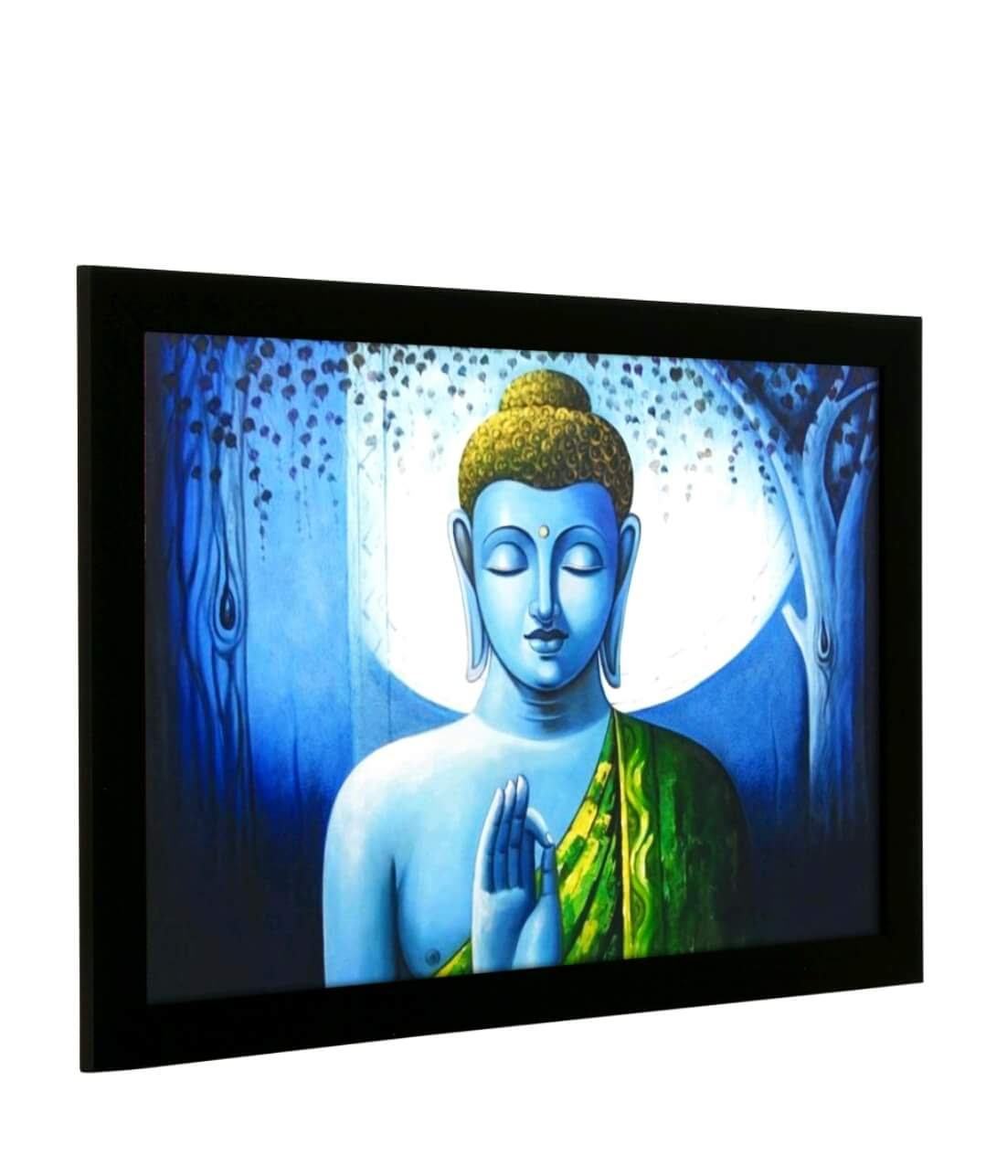 Picture Frame Buddha