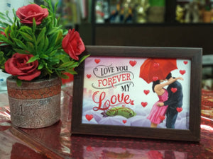 Love Quote Frames