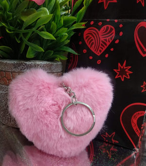 Couple mugs set of 2 with heart key chain