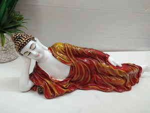 Sleeping Buddha showpiece CT45