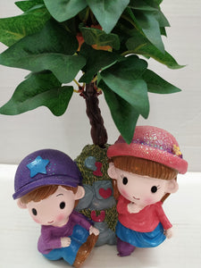Buy Lovely cute couple under the tree DLM14Online