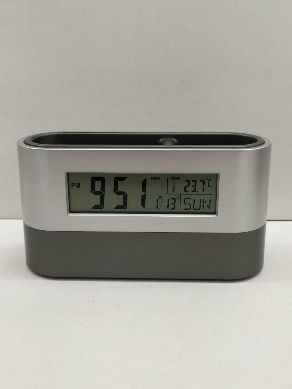 Buy Digital Table Clock with Pen stand (XM26) Online