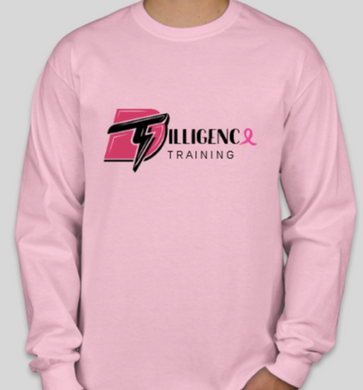 DT Breast Cancer Long Sleeve
