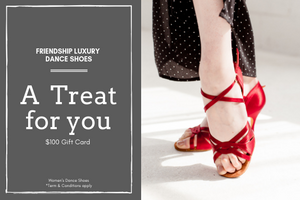 $100 Gift Card - Women's Shoes