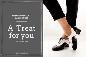 $50 Gift Card - Women's Shoes
