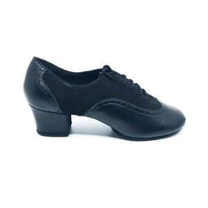 Yuma Black Dance Shoes