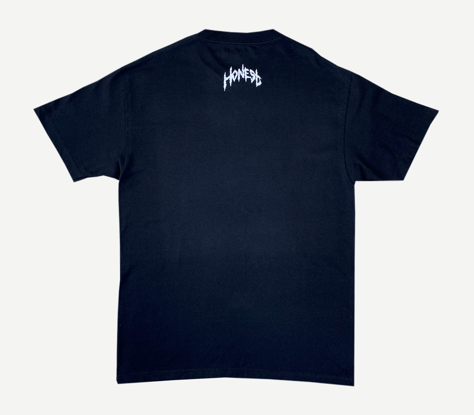 Mash Up T-Shirt Black