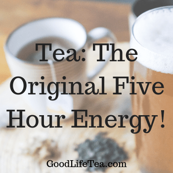 The First Five Hour Energy