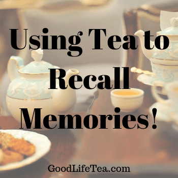 Using Tea to Recall Memory!