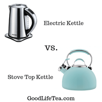 It's Electric (Kettle)! Boogie, woogie, woogie!