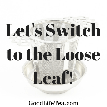 Let's Switch to the Loose Leaf!