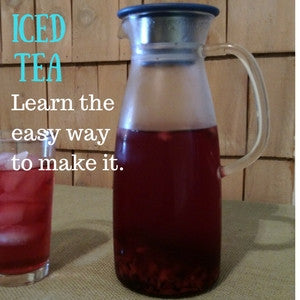 Summer Iced Tea Made Easy