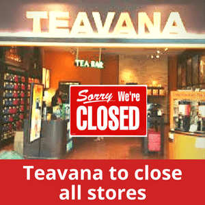 Starbucks to close all 379 Teavana stores by spring 2018